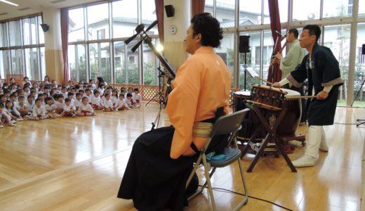 子供向け和楽器コンサート
